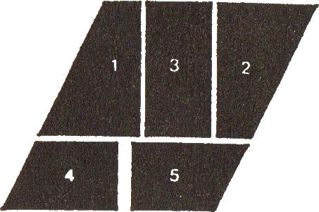 1 e 2 e 3 e 4 e 5 ok